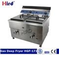 Professional deep fat fryer Gas deep fryer commercial HGF-172 1