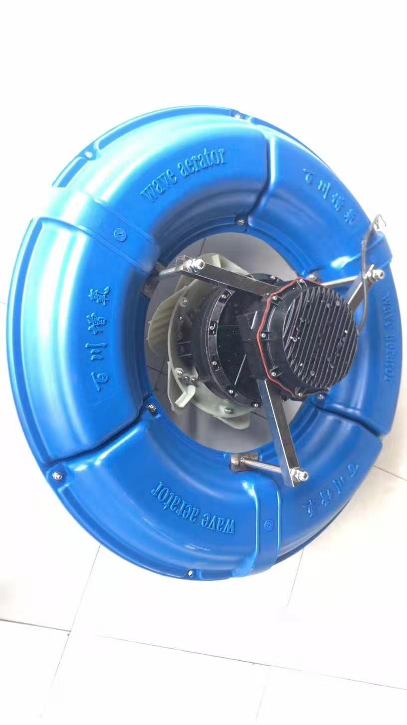 SYB-螺旋雙葉輪曝氣式變頻增氧機 2
