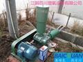 污水處理專用曝氣增氧高壓羅茨風