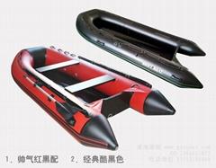 水上橡皮船充气漂流船冲锋舟耐磨漂流艇