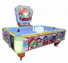 Crazy Hockey Coins Operated Arcade Game Machine FAG Family Entertainment Games 2