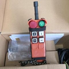 4 buttons radio controller