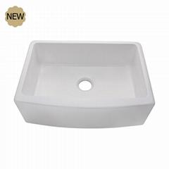 New Single Apron Front Ceramic Kitchen Sink