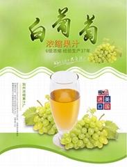 威瑟亚美白葡萄浓缩果汁 白葡萄原浆