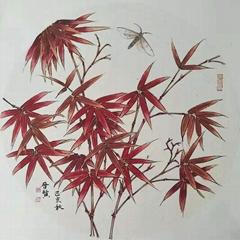 chinese orgianl painting --Bamboo series