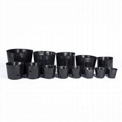 plastic nursery nutrition bowl seed nursery pots cup