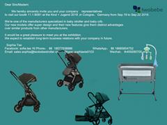 Portable Lightweight Travel baby Crib for Newborn Baby Bssinet to Infant sleeper
