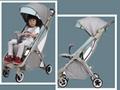 baby stroller Automatic fold stroller pram for baby