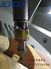 Nomex纸蜂窝板切割刀头 铝蜂窝超声波切割刀