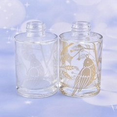 145ml Luxury Glass Bottle Reed Diffuser Birds Design Wholesales