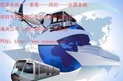 寄送到香港的中港进出口物流
