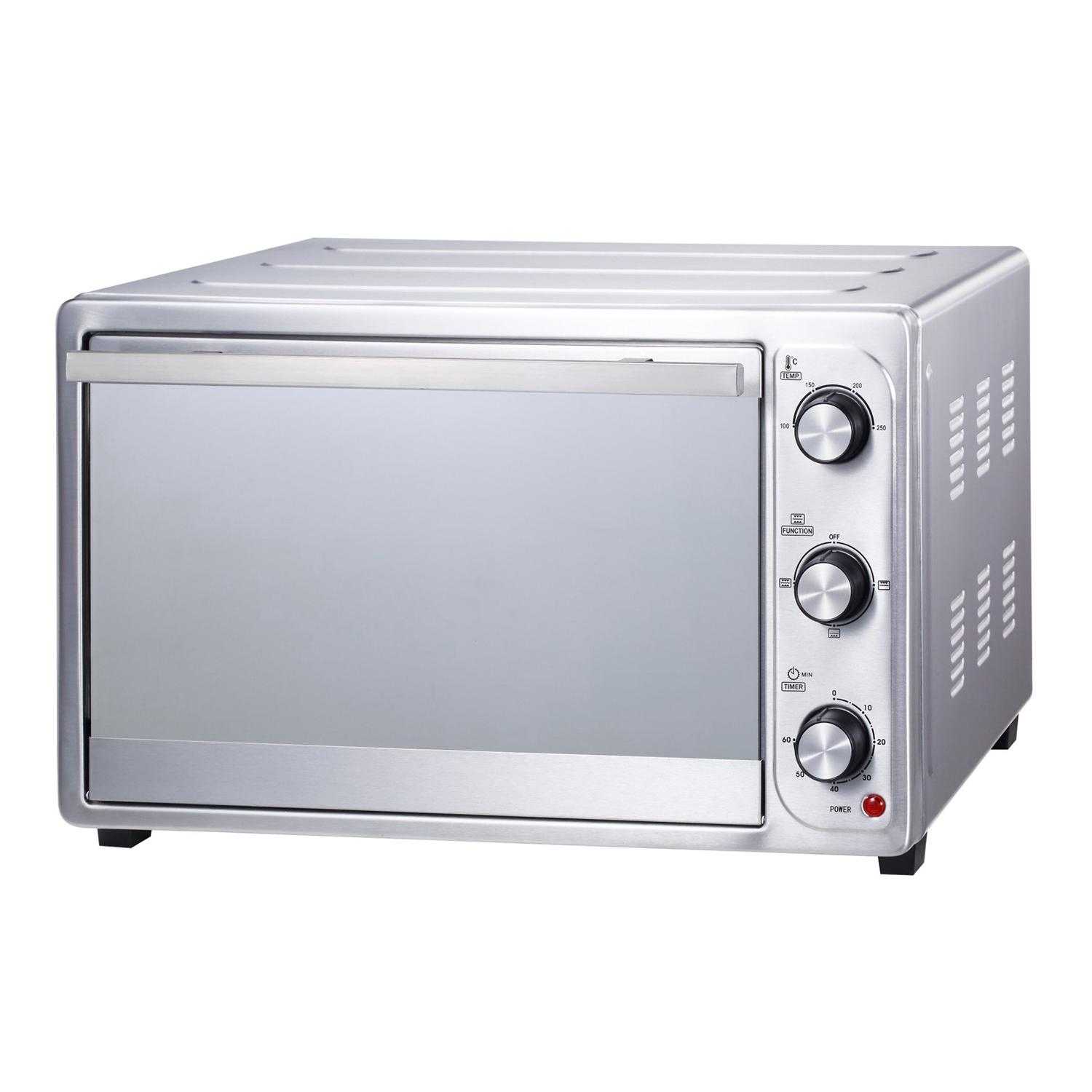 304 stainless steel 48L home appliance electric convection oven  1