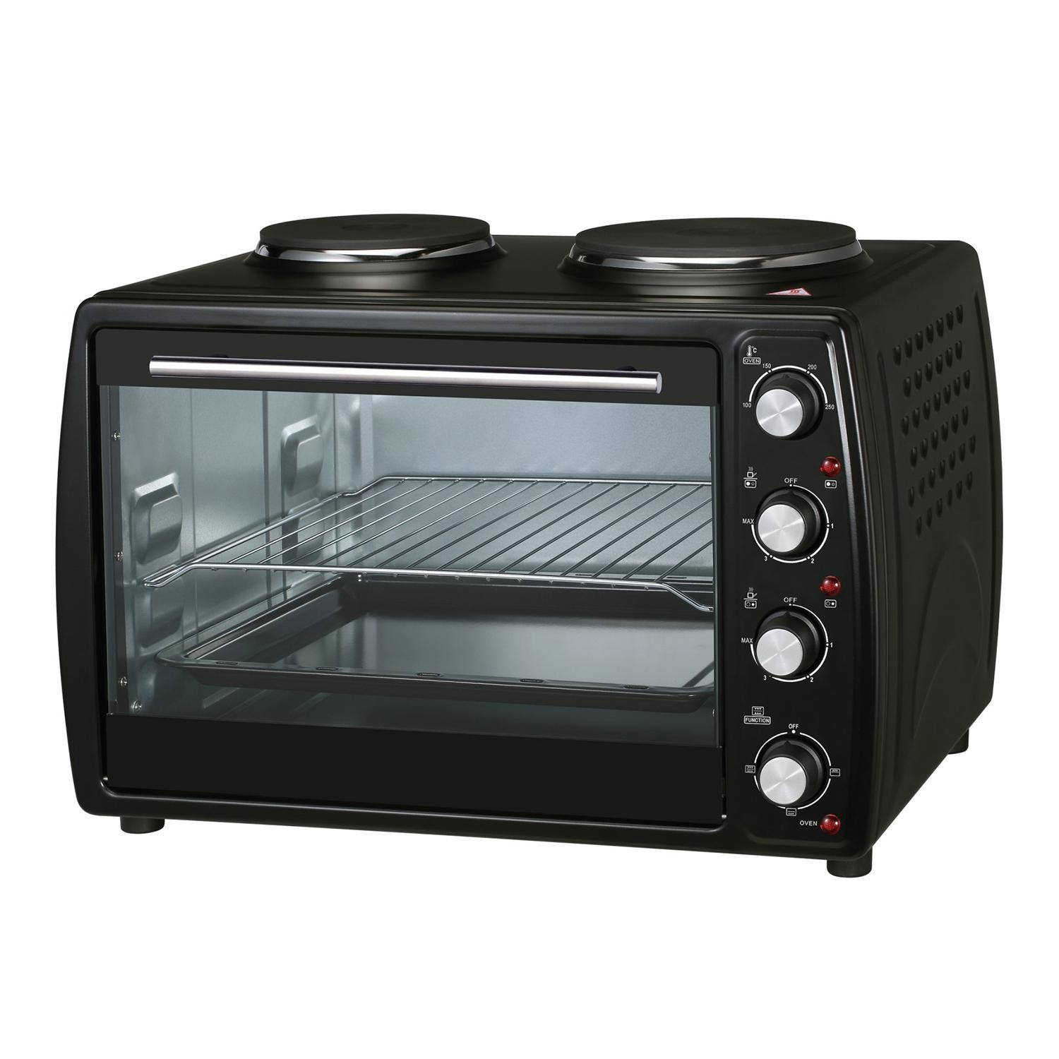 High Quality 45L Electric Oven With Hot Plate for Cooking  1
