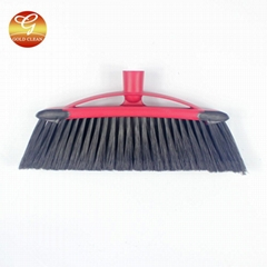 plastic dustpan and broom set for desk cleaning