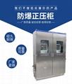 適用於油漆廠化工廠正壓型防爆櫃
