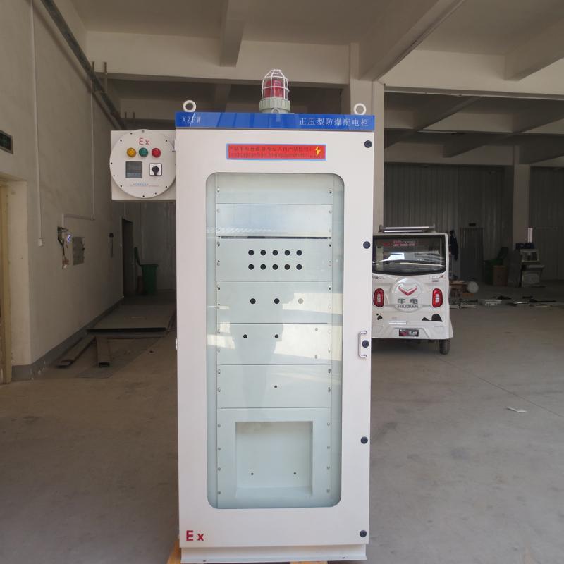 正壓型防爆櫃-適用於油漆廠化工廠-安勝防爆 2