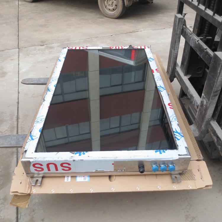 15寸防爆顯示器-適用於石油石化-安勝防爆 5