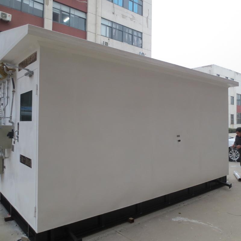 正壓型防爆分析小屋-定製IIA IIB專用-安勝防爆 2