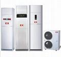 防爆空调-1P定制适用于纺织食品-安胜防爆 1