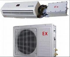 适用于石油冶金防爆空调