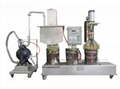 定製防爆定量灌裝秤-油漆行業固化劑專用-安勝防爆 2