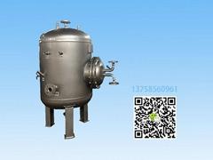 浮動盤管容積式換熱器