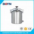 便携式电动或液化石油气热压压力蒸汽灭菌器 1