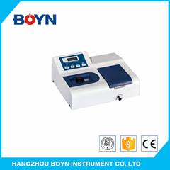 Digital display laboratory excellent photometric precision vis spectrophotometer
