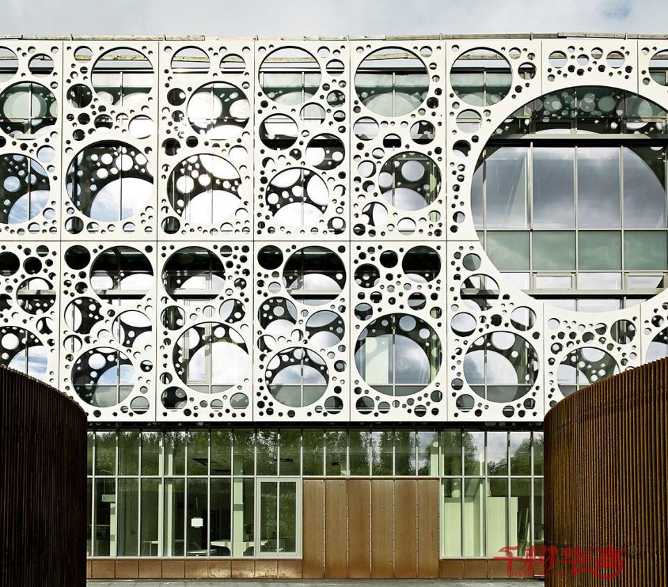 华高建材外墙铝单板厂家直销 2
