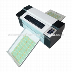 High speed CCD camera auto paper feeding A3 A4 size die sheet and roll cutter la