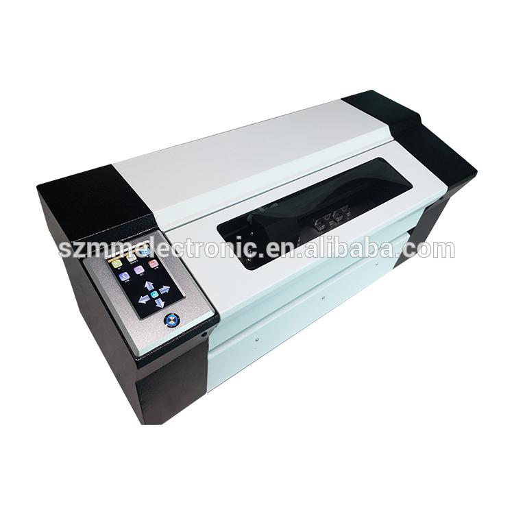 High speed CCD camera auto paper feeding A3 A4 size die sheet and roll cutter la 5
