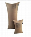 Kraft Paper Dunnage Air Bag 2-ply  with fast filling valve 1