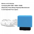 ELM327 OBD2 Scanner Bluetooth 4.0 For Android iOS Car Diagnostic Interface Tool 2