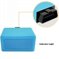 ELM327 OBD2 Scanner Bluetooth 4.0 For Android iOS Car Diagnostic Interface Tool 3