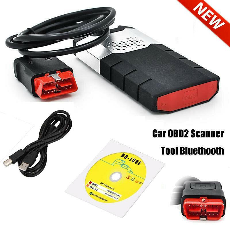 Bluetooth ALL CAR TRUCK UNIVERSAL FAULT CODE READER DIAGNOSTIC SCANNER TOOL OBD2 1