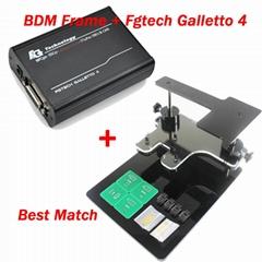 OBD2 TOOL Best Match Fgtech Galletto Master V54 OBD2 Chip Tuning + BDM 100 Frame