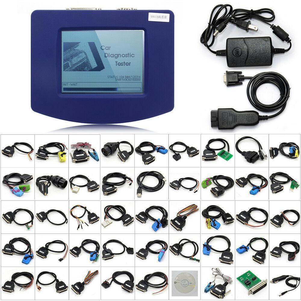 Digiprog3 V4.94 Master Pro-grammer Car Speedometer Tool Full Set Multi-languages 1