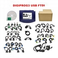 Digiprog3 V4.94 Master Pro-grammer Car Speedometer Tool Full Set Multi-languages 2