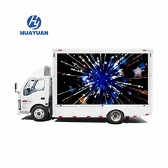 4.2 m Outdoor stage Truck  Mobile Advertising Led Display