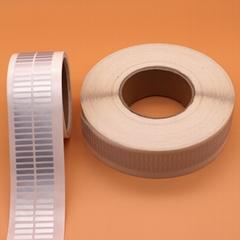 標籤定製空白消銀龍標卷裝標籤電子空白標籤