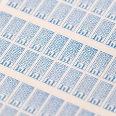 标签源头厂家保修日期防拆易碎标签