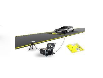 安檢機金屬探測門車底盤視檢系統 3