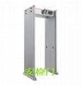 安檢機金屬探測門車底盤視檢系統 2