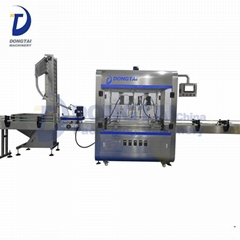 Automatic Twist Off Capping Machine Plastic Bottle Capping Machine