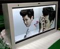 東莞市惠華電子廠家直銷85寸透明液晶展示櫃 3