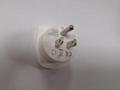 Universal 3 pin UK to US AU EU Plug Travel Adapter Power Plug BS8546 adapter