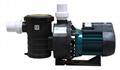 供应喜蔓泳池鱼池专用循环离心水泵 1