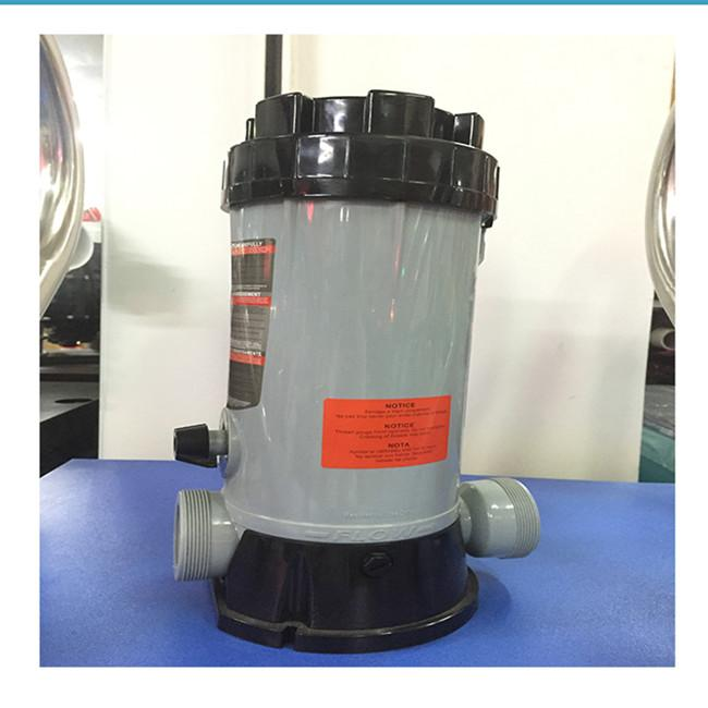 automatic swimming pool feeder chlorinator 2