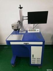 20瓦光纖激光鐳雕機