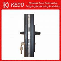 Australian Standard Aluminum Profile Aluminum French Door and Glass Swing Door